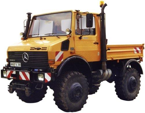 1/32 メルセデスベンツ ユニモグ 1600 トラック オレンジ 07610