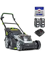 Murray Petrol Push Lawnmower with Briggs and Stratton 450E Series Engine