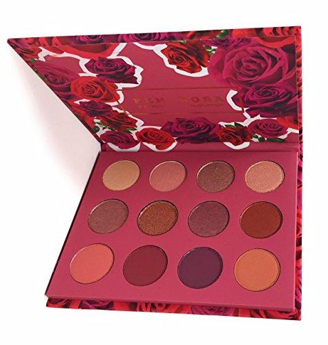 ColourPop - Fem Rosa Karrueche - Pressed Powder