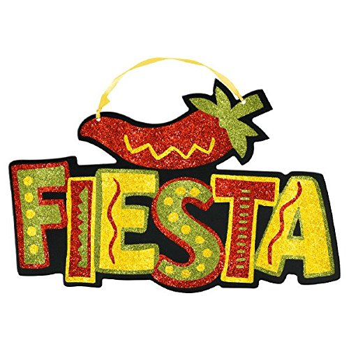 Fun-filled Fiesta Cinco de Mayo Party Glittered Chili and