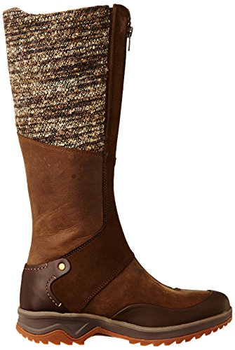Merrell Womens Eventyr Cuff Impermeabile Boot Dark Earth