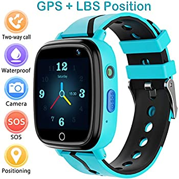 Amazon.com: YENISEY Smart Watches for Boys Smart Watch, Kid ...