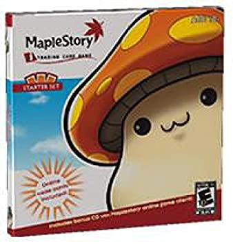 Maple Story Maplestory Itcg Starter Deck, Single Cards