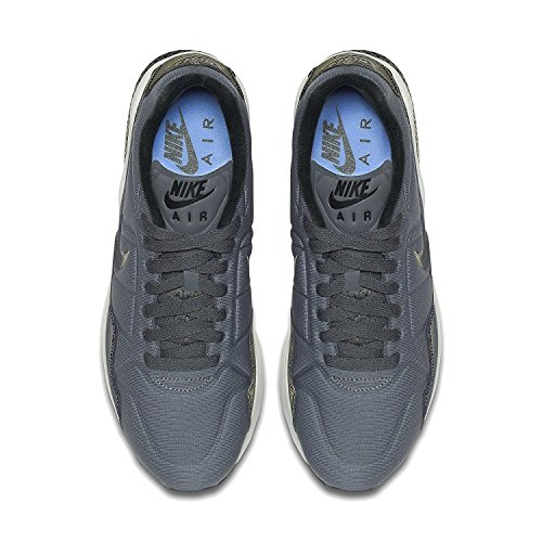 Nike Air Zoom Pegasus 92 Prm Menns Mørk Grå / Svart-svart-rent Platina