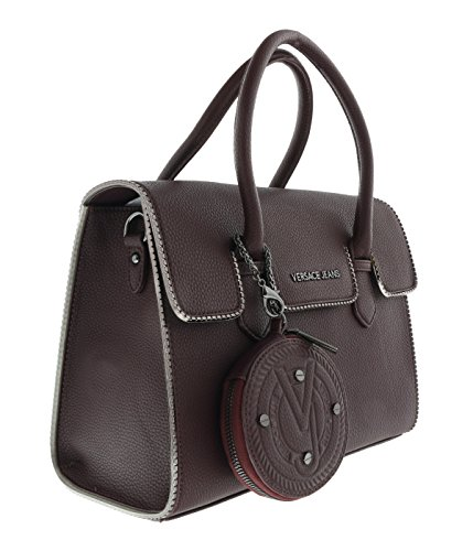 Handbag or shoulder strap woman bag VERSACE JEANS item E1VQBBH6 75426 LINEA H - Versace Items