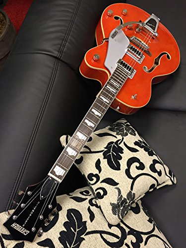 Gretsch G5420T Electromatic Hollowbody - Orange Stain (Electromatic Body Guitar Hollow)