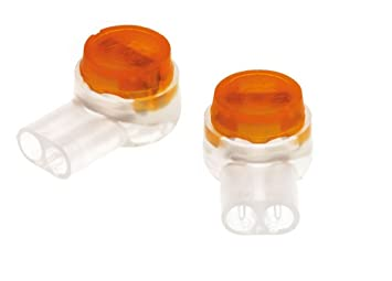 3M Scotchlok Einzeladerverbinder UY2 25 Stück: Amazon.de: Elektronik