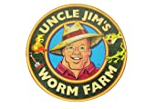 Uncle Jims Worm Farm 2000 Count Red Wiggler Worms