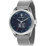 MASERATI TRAGUARDO 45 mm SMART CONNECTED TOUCH MEN'S WATCH