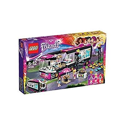 LEGO Friends 41106 Pop Star Tour Bus: Toys & Games