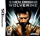 marvel origins game - X-Men Origins: Wolverine - Nintendo DS