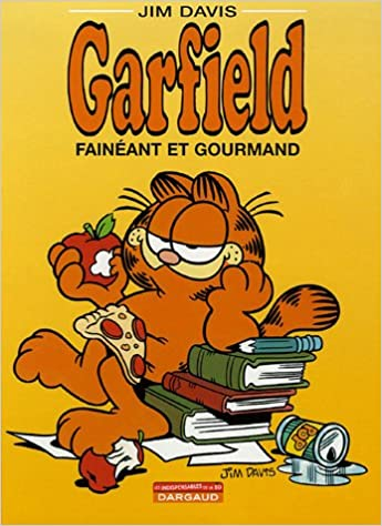 Livre gratuits en ligne Garfield, tome 12 : Fainéant et gourmand epub pdf
