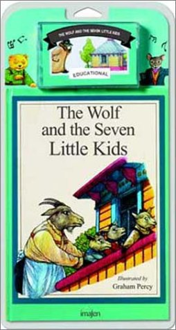 The Wolf and the Seven Little Kids - Book and Tape