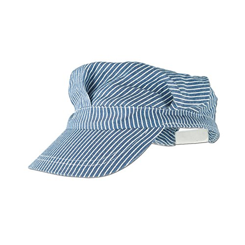 Train Engineer Hat (blue) Party Accessory  (1 -