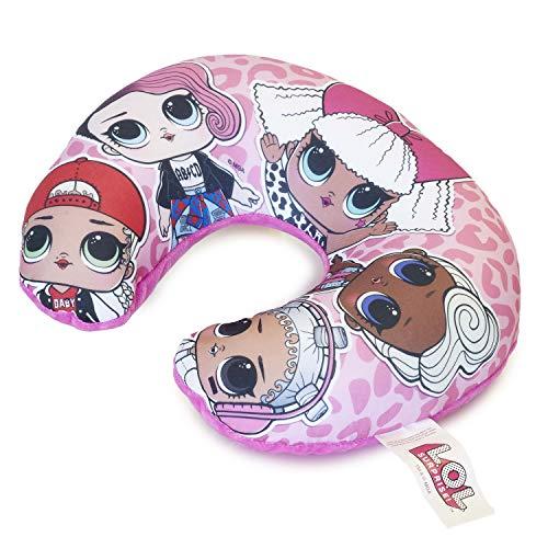 Neck Pillow Travel Best Memory Foam Inflatable Kids