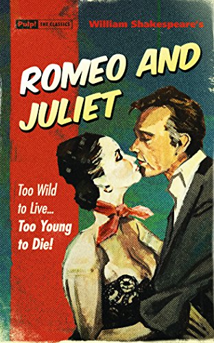 Book cover for Romeo and Juliet