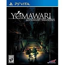 Yomawari Midnight Shadows-PlayStation Vita
