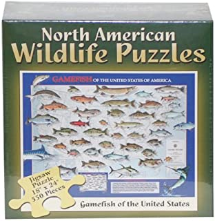 product image for Channel Craft Puzzle Tin Gamefish 550 Piece Jigsaw Puzzle