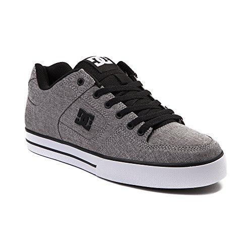 インストラクターのみ信頼できる(ディーシー) DC 靴?シューズ メンズスケートシューズ Mens DC Pure TX SE Skate Shoe Gray グレー US 11 (29cm)