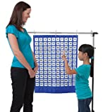 Numbers 1-120 Board Pocket Chart, , 1483810534