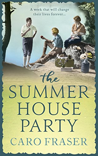 The Summer House Party cover