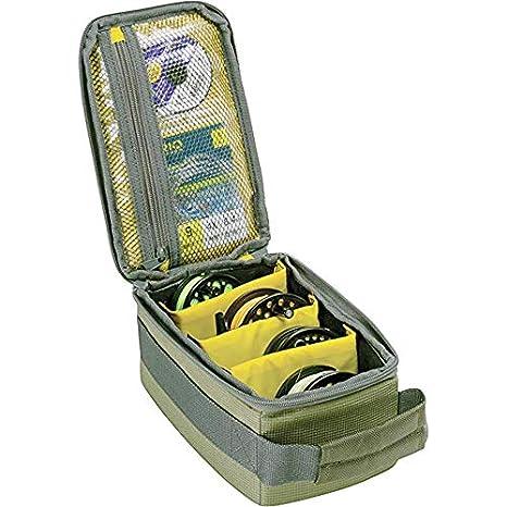 Amazon.com : ANUSA Fly Fishing Reel Bag Reel Cover Handbags ...