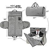 Convertible Garment Bag with Shoulder