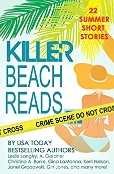 Killer Beach Reads mystery collection ebook product image