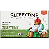 Celestial Seasonings Sleepytime Herbal Tea, 20 Count (Pack of 6)