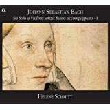 Bach: Sei Solo a Violino Senza Basso Accompagnato Vol. 1