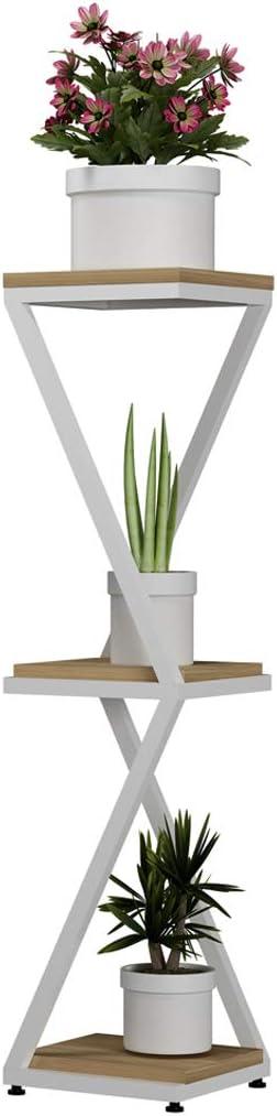 Soporte De La Planta De Interior De La Flor | Expositor | Estante del Pote | Estante Decorativo