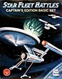 Star Fleet Battles:captain's Edition Basic Set
