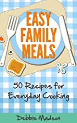 Family meal times can be stressful and we've tried to make it a little easier for you to get meals on the table and enjoy more family time. In this cookbook in our menu planning series we've included:10 recipes in each section for a total of ...