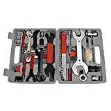 M2 Outlet 44PCS Mountain Bike Bicycle Cycling Maintenance Repair Wrench Crank Tool Kit