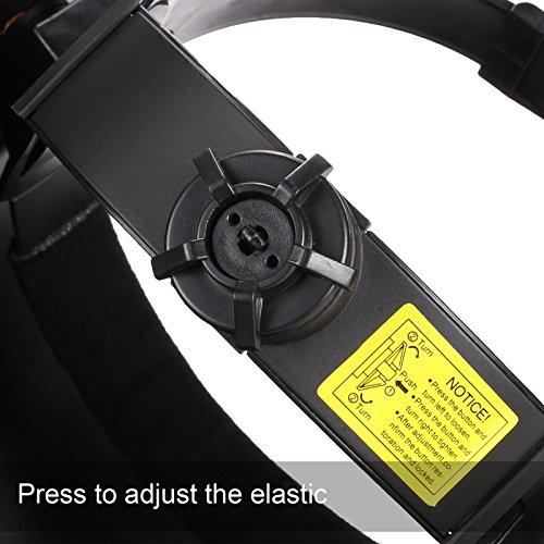 Coocheer Solar Arc Tig Mig Auto-Darkening Welding Helmet/Hood MIG TIG ARC Professional Mask by Coocheer (Image #4)
