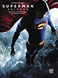 img - for Superman Returns Big Note Piano Edition book / textbook / text book