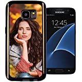 personalize photo - Galaxy S7 PixCase - Create Your Own Custom Case - Personalize It Yourself – Insert photos or create custom designs online and change anytime - Shock absorbing case with clear picture window