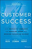 img - for Customer Success: How Innovative Companies Are Reducing Churn and Growing Recurring Revenue book / textbook / text book
