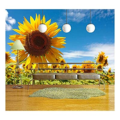 Field of Sunflowers Under a July Sun, Created Just For You, Amazing Expert Craftsmanship