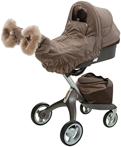 (Stokke Xplory Winter Kit - Nougat Melange)