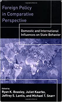 Book Foreign Policy In Comparative Perspective: Domestic and International Influences On State Behavior