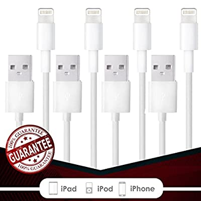 iPhone & iPad Chargers 6FT 8 pin from Fierce Cables