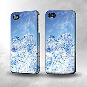 Apple iPhone 4 / 4S Case - The Best 3D Full Wrap iPhone Case - Ice Cube