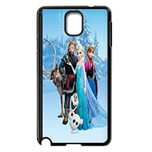 Frozen forever and snowman series protective cover For Samsung Galaxy NOTE3 Case Cover BC-FROZEN-i452584