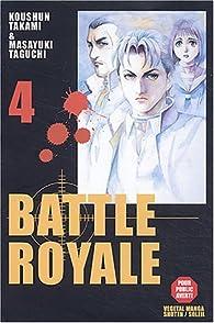 Battle Royale, tome 4 par Koshun Takami