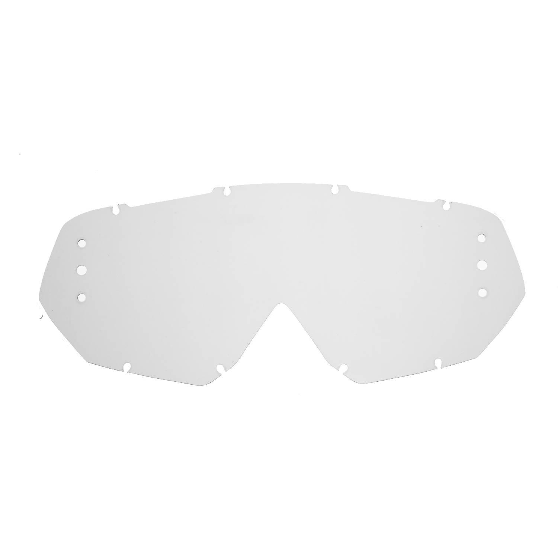 SeeCle 41T110 lentes roll off con lentes de color ahumado compatible con mà scara Thor Enemy/Hero