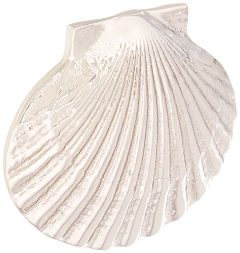 Scallop Bay (Bay Scallop Doorbell Ringer - Nickel Silver)