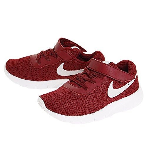 NIKE Toddlers Tanjun (TDV) Running Shoe Team Red/Vast Grey/White
