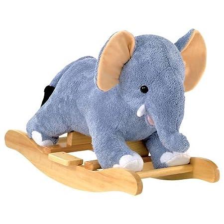 Charm Company Elmer Elephant Rocker