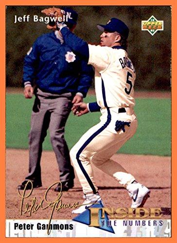 Jeff Bagwell Astros - 1993 Upper Deck #452 Jeff Bagwell HOF HOUSTON ASTROS